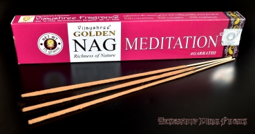 Vijayshree Golden Nag Meditation 15g