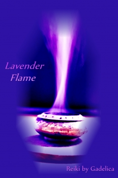 Lavender Flame